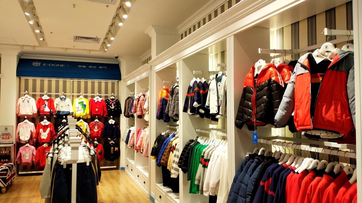 童装加盟店10大品牌有哪些?伊顿风尚童装怎么样?