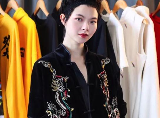 H&M推出首个中国设计师联名系列