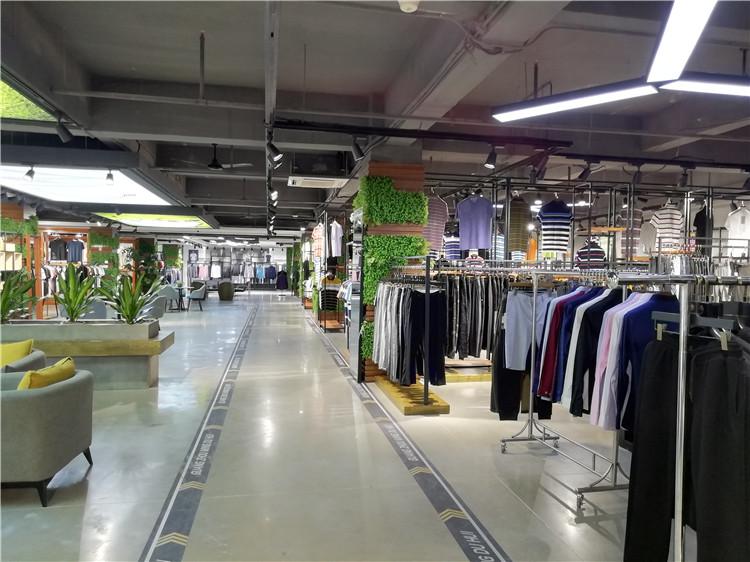 广州男装品牌尾货批发市场在哪里