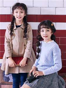 嗒嘀嗒秋冬新款针织衫