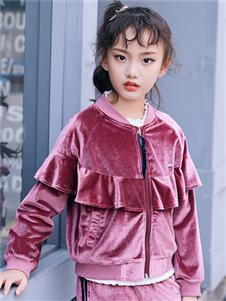 嗒嘀嗒秋冬新款女童装