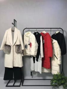 熠秋女装连衣裙品牌折扣加盟店