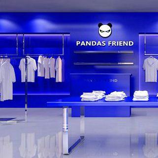 Pandas Friend休闲装白T可以打造出什么造型?