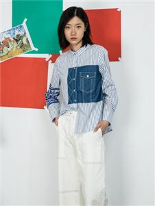 MO·陌女装时尚休闲衬衫