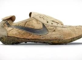 1972年的耐克跑鞋拍出47.55万美元高疑惑价