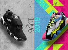匹克发布态极篮球鞋 ,路威现身烎燃全场