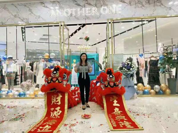 祝贺ANOTHER ONE女装又迎来新店开业!