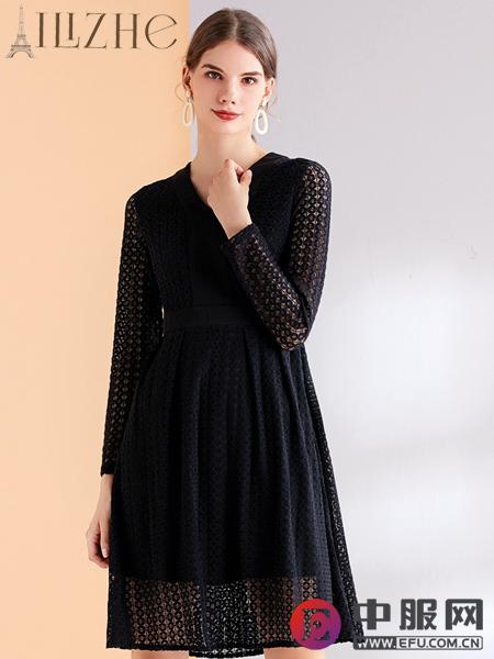 艾丽哲新款连衣裙