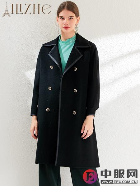 艾丽哲新款时尚大衣