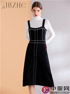 艾丽哲新款时尚连衣裙