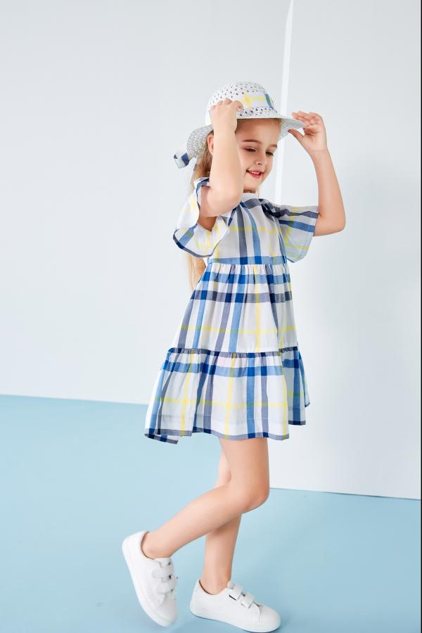 暑假了,就给宝宝穿T100童装吧!