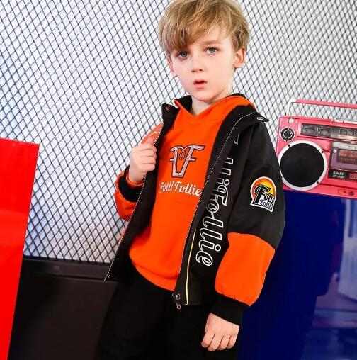 ?#25918;?#21457;布| 中国国际超级童模时装周——FolliFollie童装