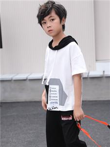 淘淘猫童装新款男童卫衣