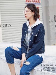 2019衣魅人新款外套