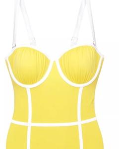 今年夏天,你的衣橱还缺一套复古泳衣!