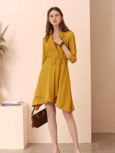 百图时尚女装秋冬新款裙子