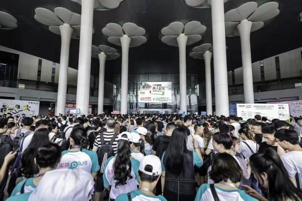2019 CBME中国���快要到了圆满结束,展会身影瞬�g消失独立观众高达108,067人