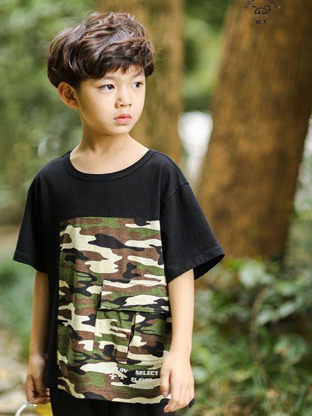 炎熱暑假 給孩子穿城秀童裝好看嗎?