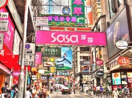 社会事件持续 香港零售创34个月来最糟糕表现