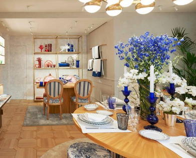 Dior 在巴黎蒙田大道开设首家生活方式艺术门店
