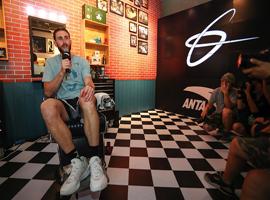 戈登·海沃德开启中国行,安踏将于12月推出其签名鞋