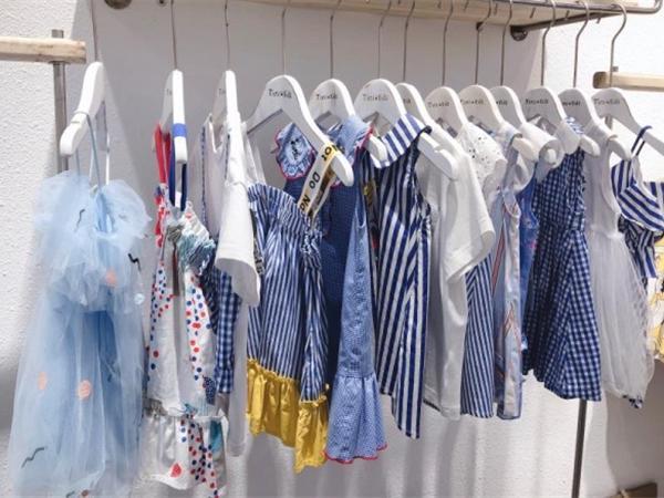 Timi Kids童装店品牌旗舰店店面