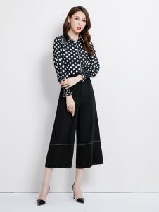 爱依莲秋冬女装新款裤子