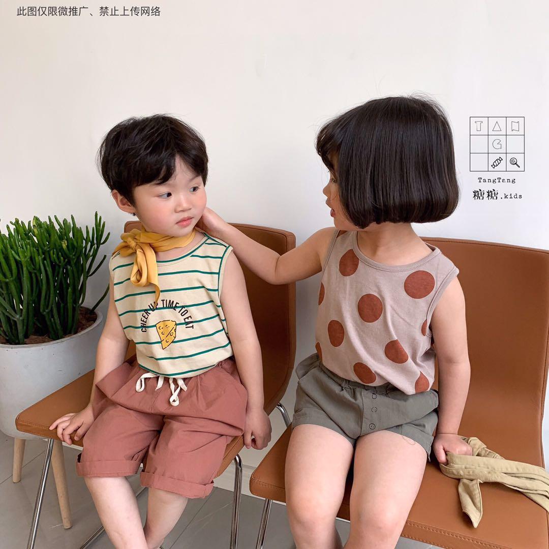 【童尚,忽思蜜,韓尚,糖糖】網紅品牌韓版小清新品牌童裝折扣批發