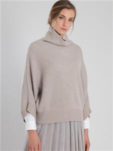 Peserico秋季新款休闲针织卫衣