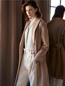 Peserico秋季新款呢子大衣