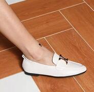 丹比奴鞋履潮流 别了小白鞋!秋天是乐福鞋的天下!