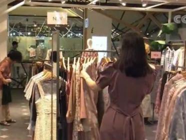 """假冒代购的韩国东大门的衣服 可能是""""出口转内销"""""""
