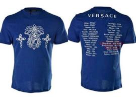 范思哲品牌创意总监发布中英双语道歉 下架T恤