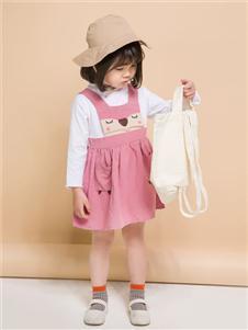 维尼叮当女童裙子