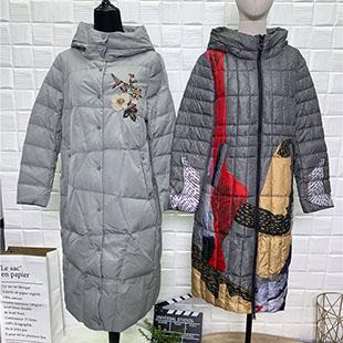 宝莱国际系列19冬女装新款