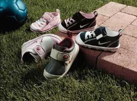 耐克推出包月定鞋業務 向兒童開放