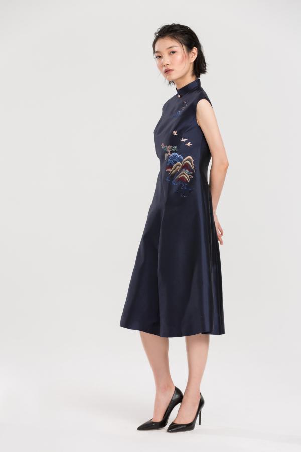 旗袍加盟哪个品牌好?上海秦艺怎么样?