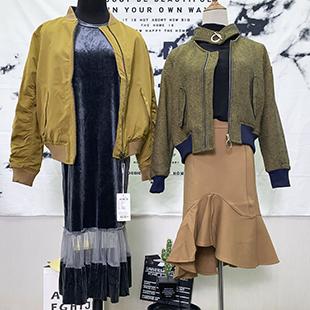 古诺尔系列19秋女装新款