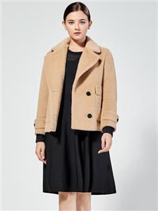 布伦圣丝秋冬新款外套