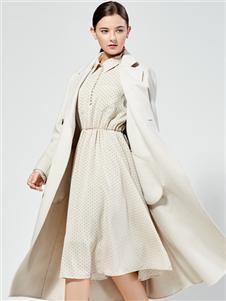 布伦圣丝秋冬新款风衣