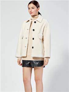 布伦圣丝秋冬新款短外套