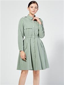 布伦圣丝新款时尚连衣裙