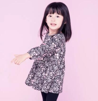 Sunroo阳光鼠:小公主都爱的连衣裙,早秋这4款特别美!