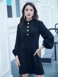 2019季候風女裝秋冬新款裙子
