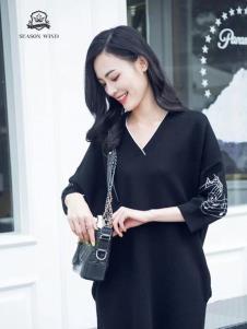 2019季候風女裝秋冬新款上衣