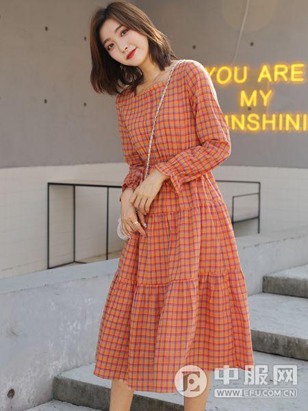 古米娜Gumina连衣裙