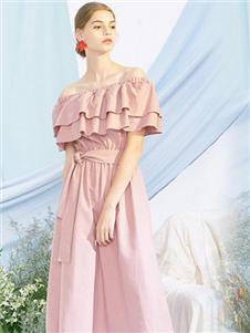 MUSIYU木丝语春夏新款连衣裙