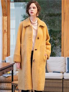 LIYA LISA莉雅莉萨新款大衣
