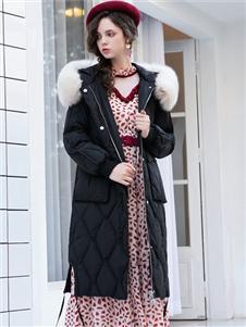 LIYA LISA莉雅莉萨新款羽绒服