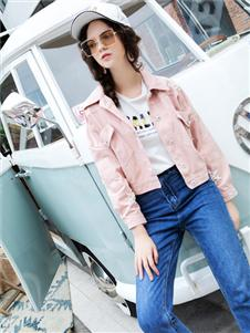 LIYA LISA莉雅莉萨新款时尚外套
